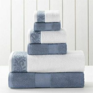 Allure Lifestyle Nordstrom 6 Piece Towel Set NWT